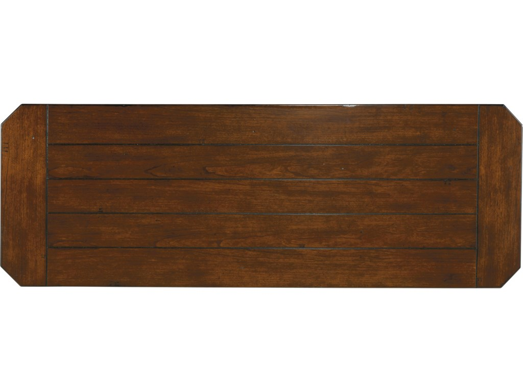 Planked Top