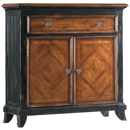 Hooker Furniture Wingate One-Drawer Two-Door Chest