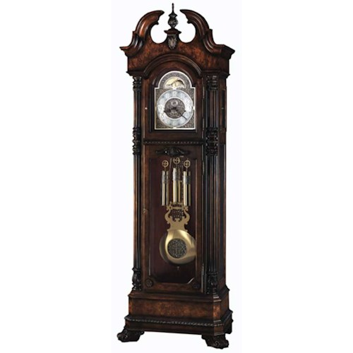 Howard Miller Clocks Reagan Grandfather Clock