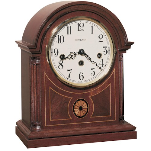 Howard Miller 613 Barrister Mantel Clock