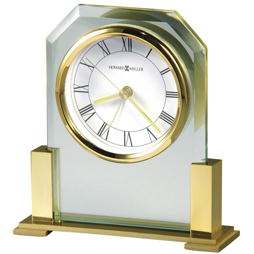 Howard Miller 613 Paramount Table Clock