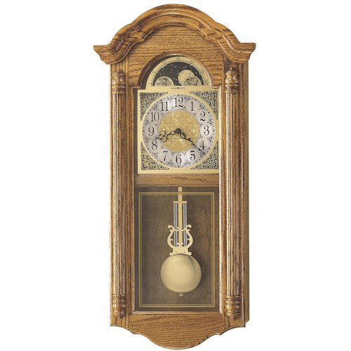 Howard Miller 620 Fenton Wall Clock