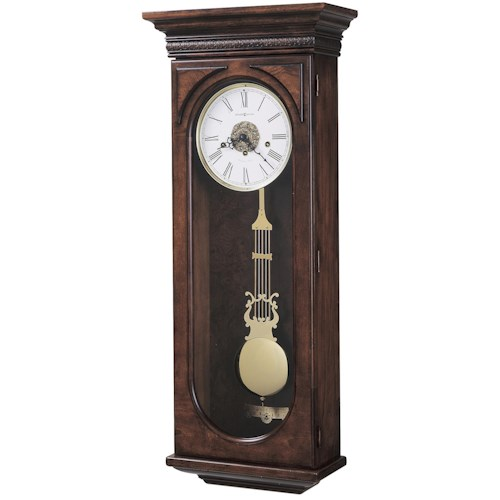 Howard Miller 620 Earnest Wall Clock