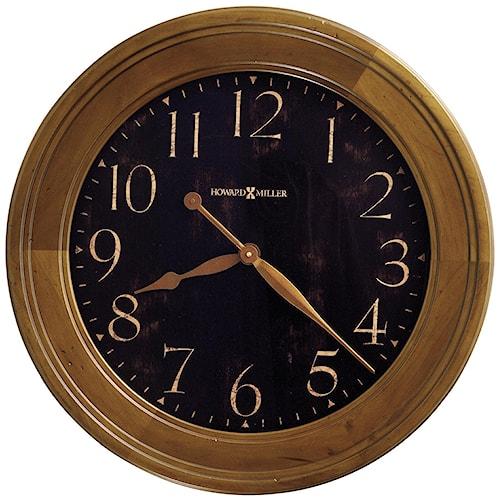 Howard Miller 620 Brenden Gallery Wall Clock