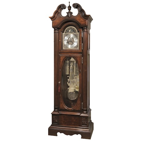 Howard Miller Clocks Coolidge Grandfather Clock