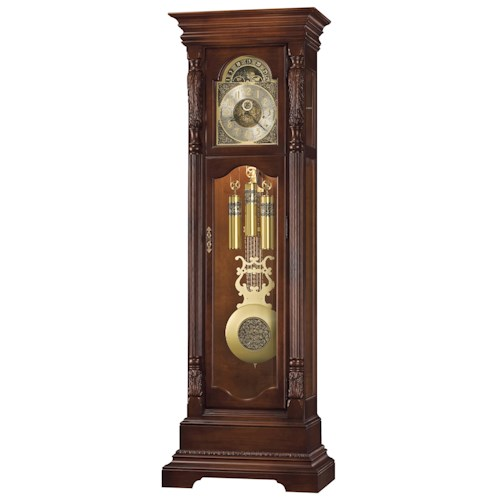Howard Miller Clocks Elgin Grandfather Clock