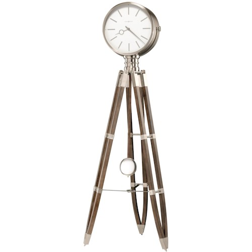 Howard Miller Clocks Chaplin IV Tripod Floor Clock