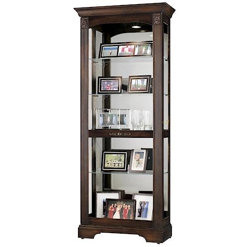 Howard Miller Curios Ricardo Display Cabinet