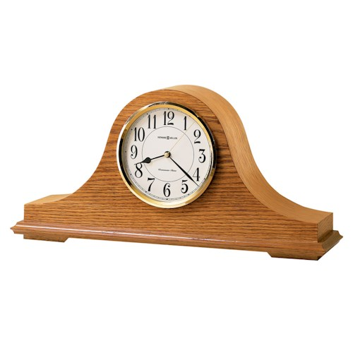 Howard Miller Table & Mantel Clocks Nicholas Mantel Clock