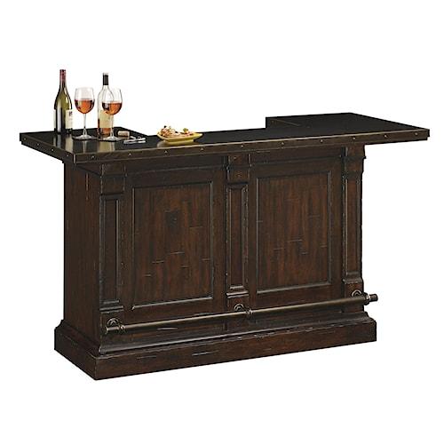 Howard Miller Wine & Bar Furnishings Harbor Springs Bar