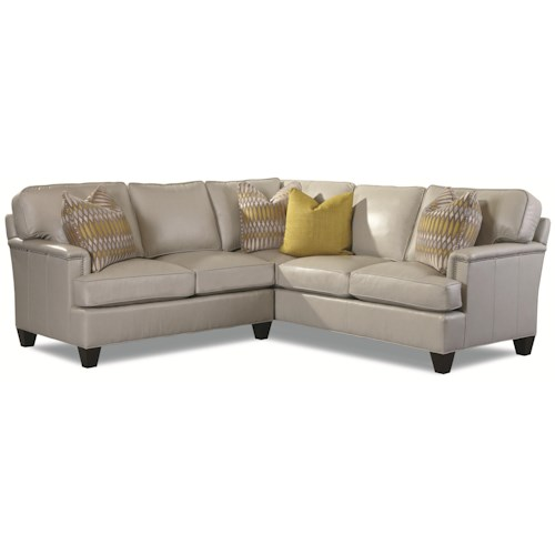 Huntington House 2041 Customizable 4-Seater Sectional