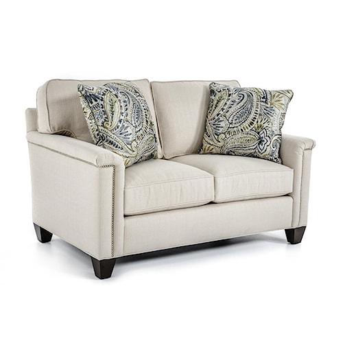 Huntington House 2042 Customizable 2 Seat Loveseat
