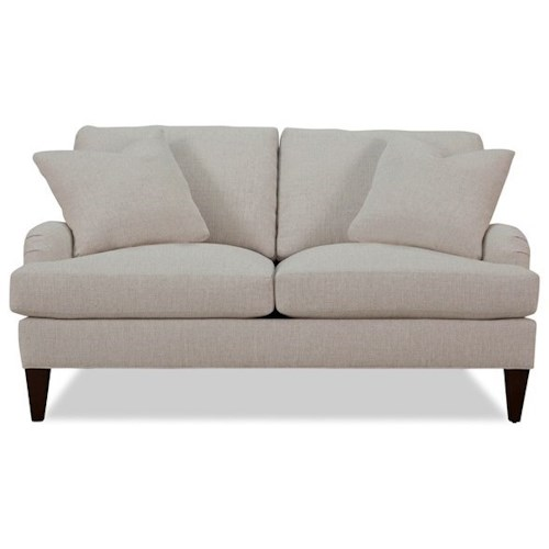 Huntington House Harper Traditional Loveseat