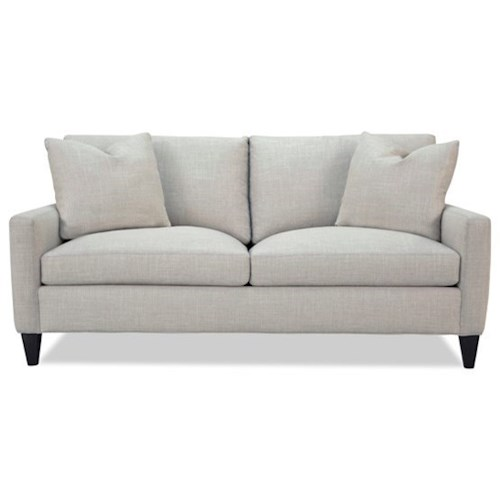 Huntington House 2100 Modern Apartment-Size Sofa