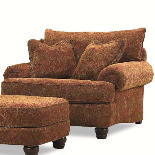 Huntington House 2081 Upholstered Sitting Chair