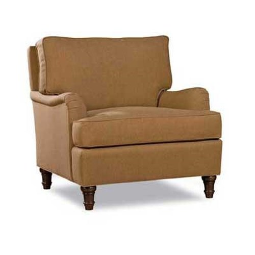 Huntington House 7141 Wide Square Back Chair