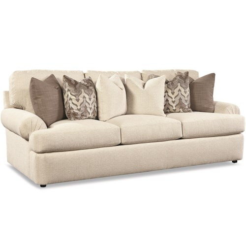 Huntington House 2081 Traditional Customizable Upholstered Sofa