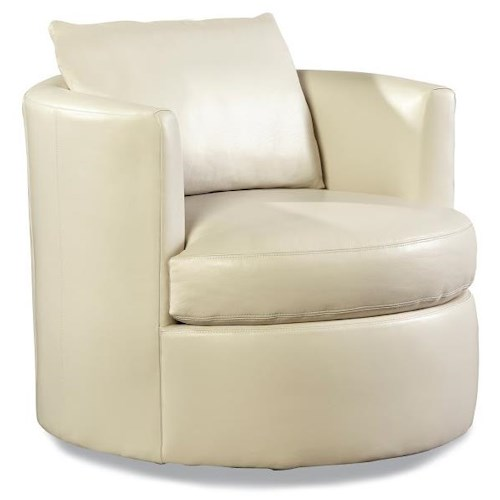 Huntington House 7247 Contemporary Swivel Chair