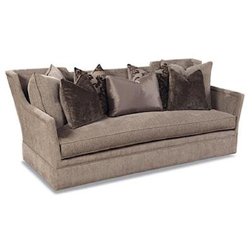 Huntington House Raquel Sofa with 1 Ultra Down Seat Cushion