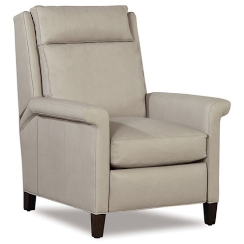 Huntington House 8109 Contemporary Power High Leg Recliner