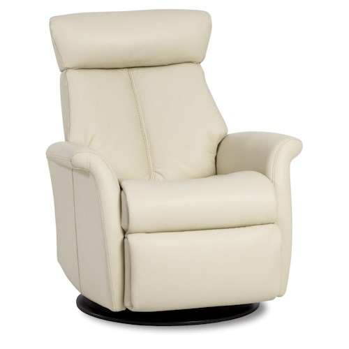 IMG Norway Bella Standard-Size Bella Relaxer with Power Reclin, Swivel, Glide and Rock