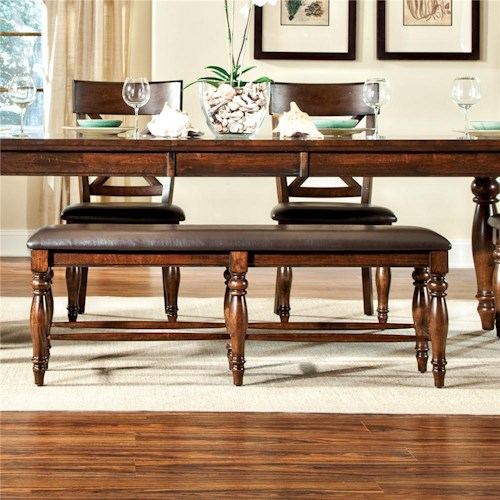 Intercon Kingston  Dining Bench