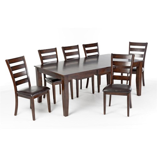 Intercon Kona 7Pc Dinette