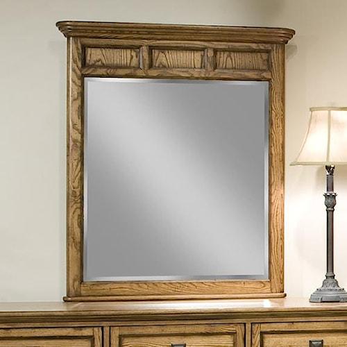 Intercon Alta Landscape Dresser Mirror