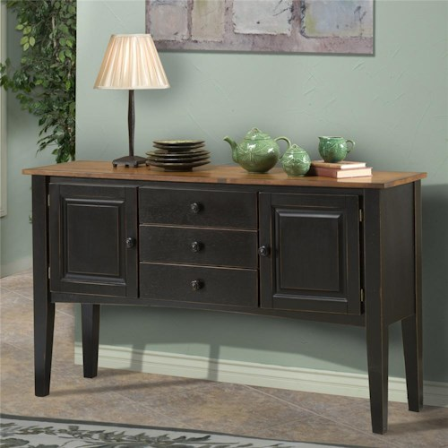 Intercon Arlington Dining Serving Table