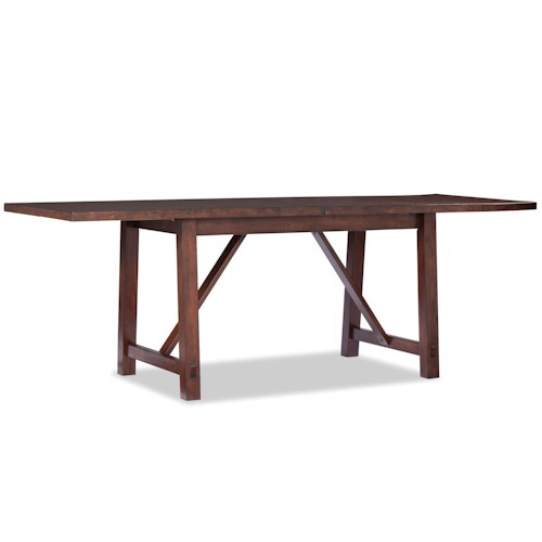 Belfort Select Woodridge Gathering Height Dining Table