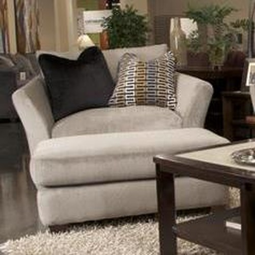 Jackson Furniture Brighton Chair and Ottoman