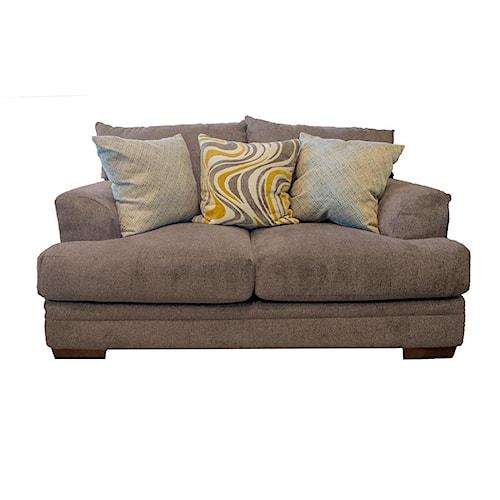 Jackson Furniture Crompton Pewter Loveseat