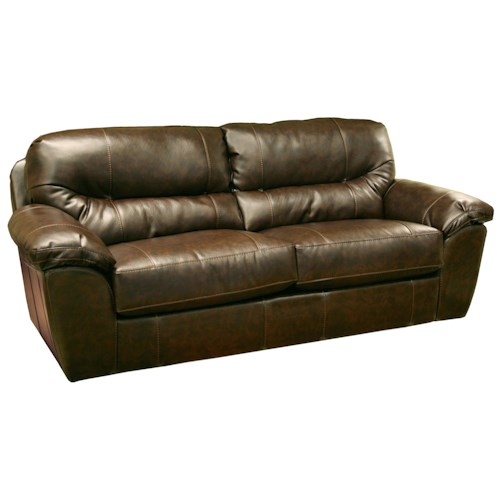 Jackson Furniture Brantley  Casual and Comfortable Family Room Sofa Sleeper