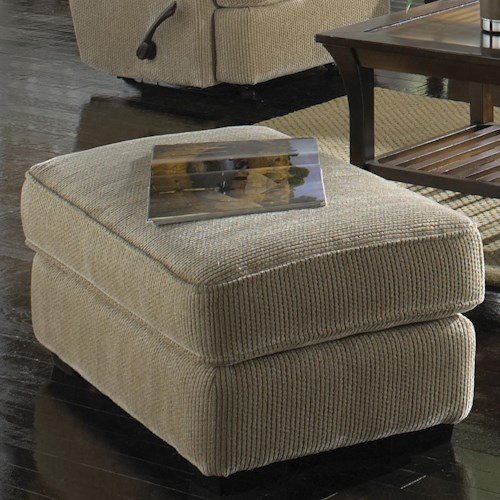 Jackson Furniture Hayden Ottoman