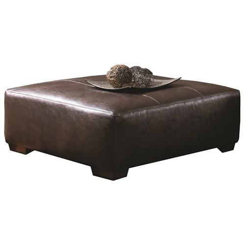Jackson Furniture Lawson  Extra Large Cocktail Ottoman