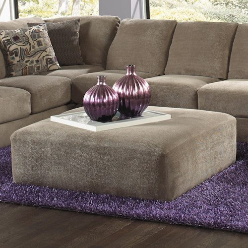 Jackson Furniture Malibu Cocktail Ottoman