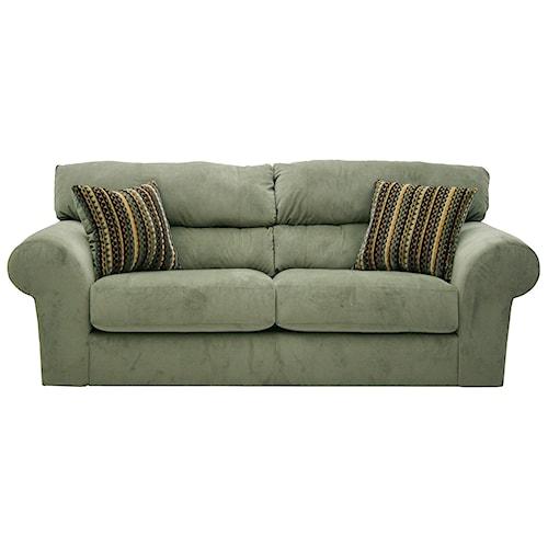 Jackson Furniture Mesa Transitional Sofa Sleeper