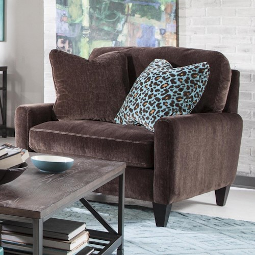 Jackson Furniture Mulholland Chair with Casual Contemporary Style