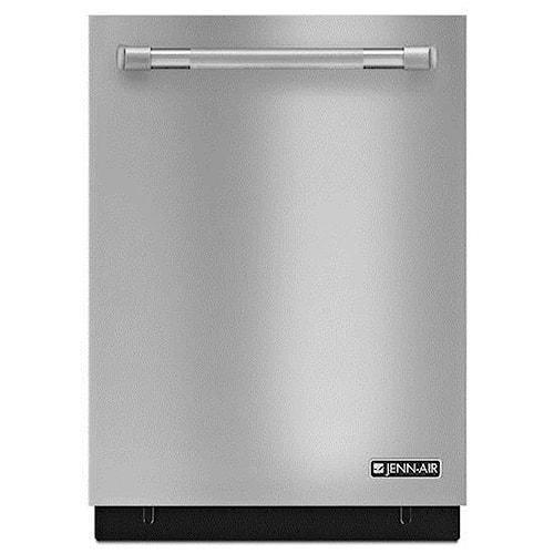 Jenn-Air Dishwashing Machines ENERGY STAR® 24-Inch Flush TriFecta™ Dishwasher with Built-In Water Softener
