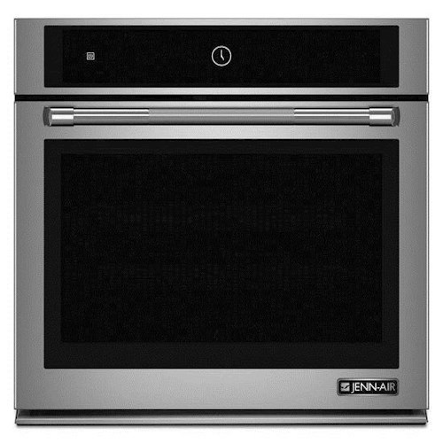 """Jenn-Air Ovens 30"""" Single Wall Oven with 4.3-Inch Full Color Menu-Driven LCD Display"""