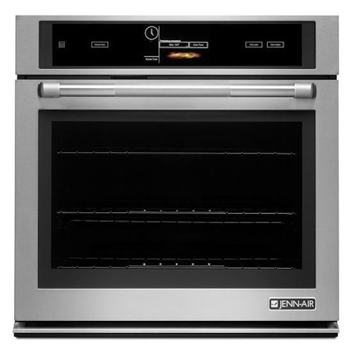 "Jenn-Air Ovens 30"" Single Wall Oven with Halogen Theater Lighting"