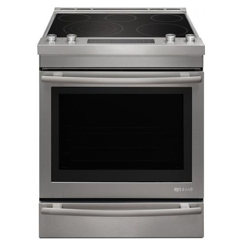 "Jenn-Air Ranges - Electric 30"" Electric Range with Aqualift® Self Cleaning Technology"