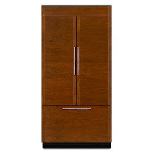 Jenn-Air Refrigerators - French Door 42-Inch Built-In French Door Refrigerator