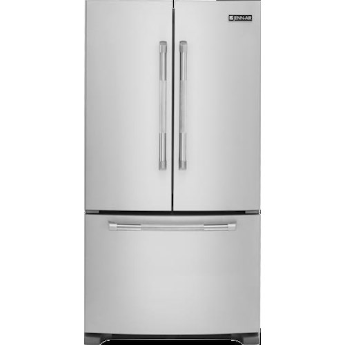 "Jenn-Air Refrigerators - French Door 69"" Counter-Depth French Door Refrigerator with Internal Water/Ice Dispensers"
