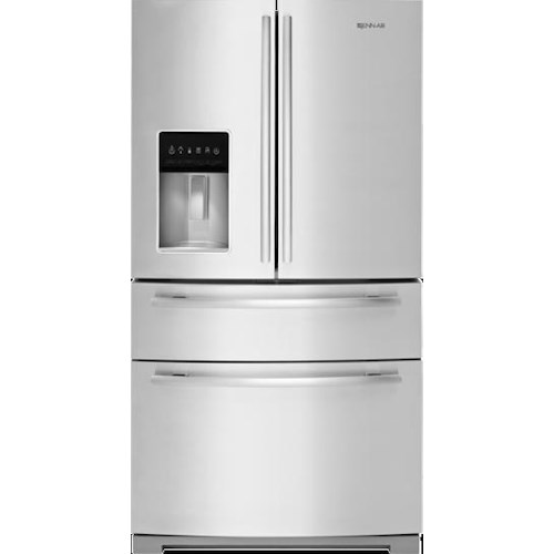"Jenn-Air Refrigerators - French Door 69"" Standard-Depth French Door Refrigerator with TwinFresh™ Climate Control System"