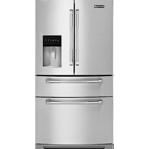 "Jenn-Air Refrigerators - French Door 69"" Standard-Depth French Door Refrigerator with TwinFresh™ Climate Control System"