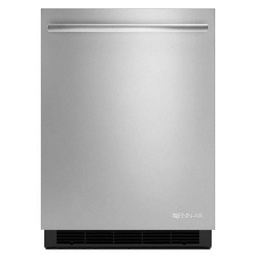 """Jenn-Air Special Compact Refrigeration ENERGY STAR® 24"""" Under Counter Refrigerator with Elegance Shelving"""