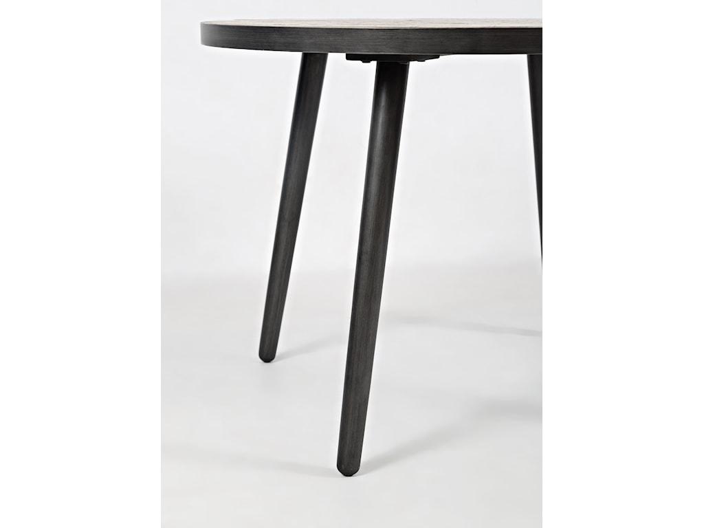 Table Legs Detail Shot