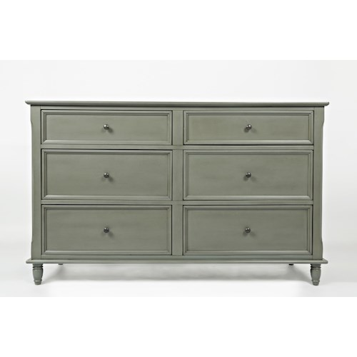Jofran Avignon Youth Double Dresser