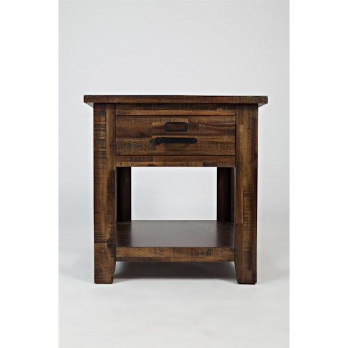 Morris Home Furnishings Morrow End Table